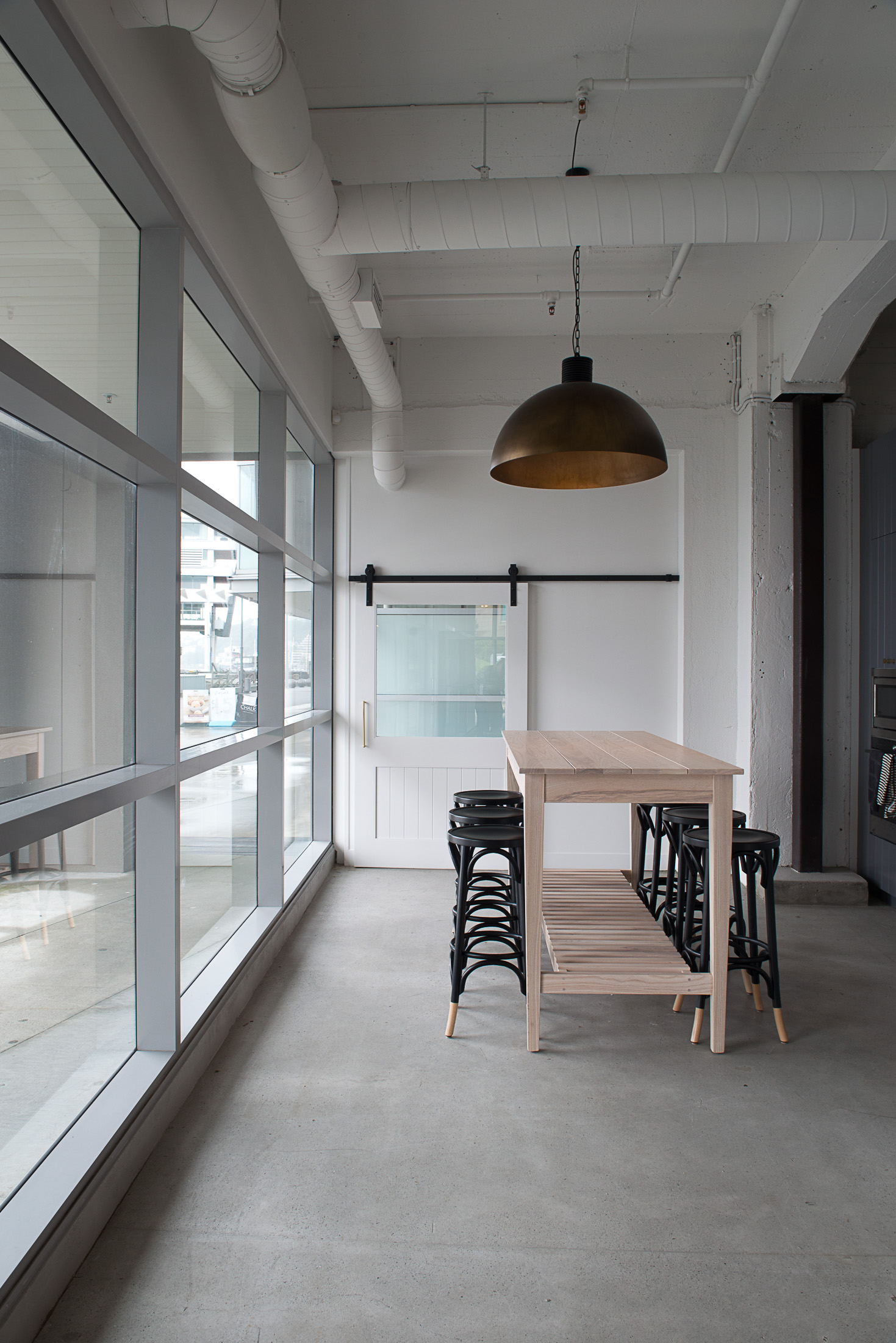 ZEAL wellington commerical interior fit out industrial