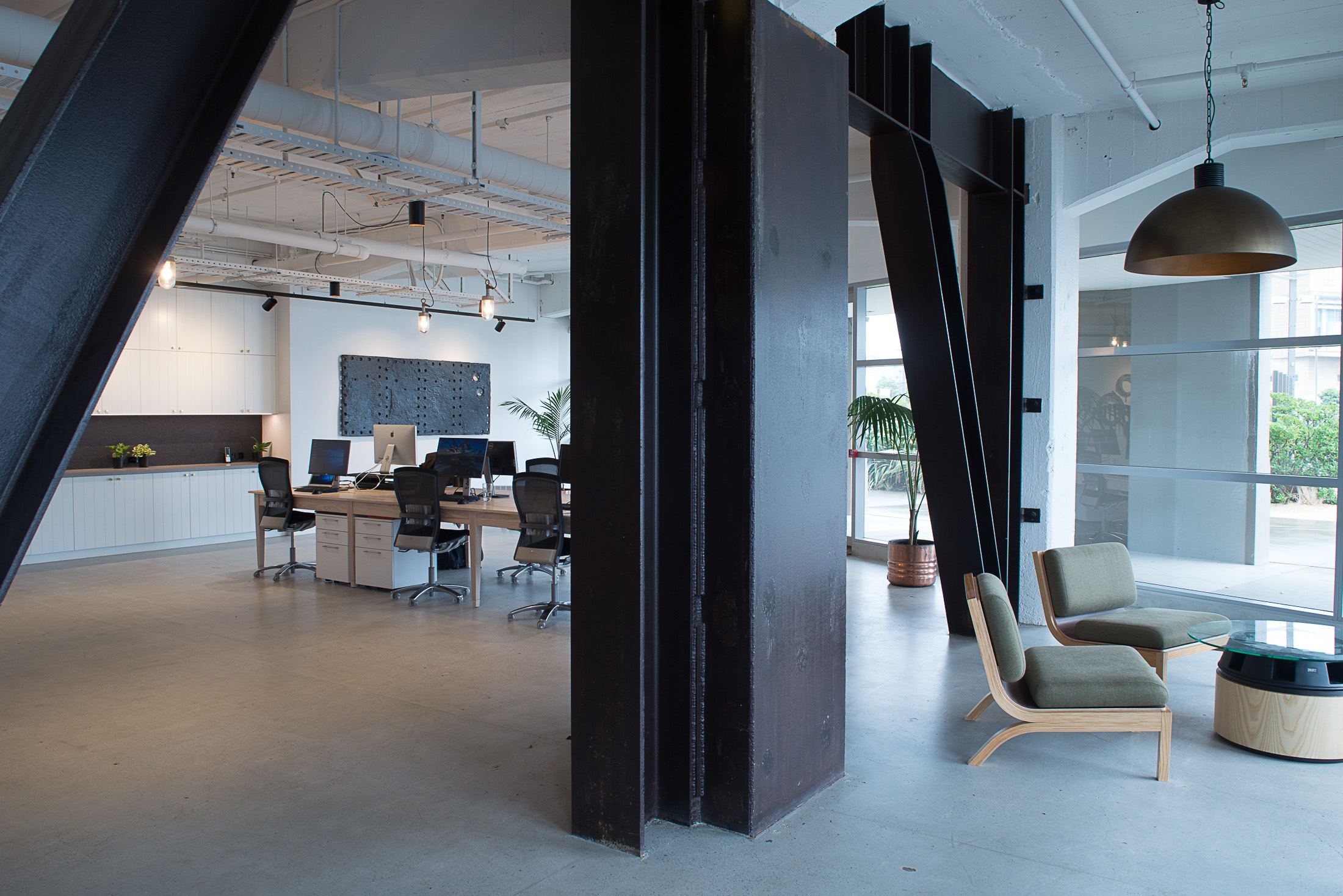 ZEAL wellington office fit out