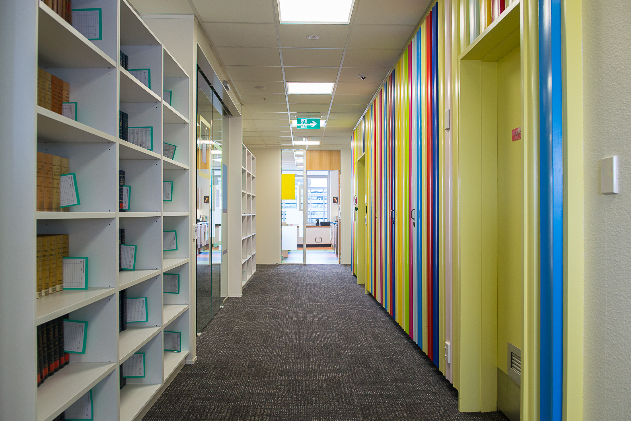 office fit out storage