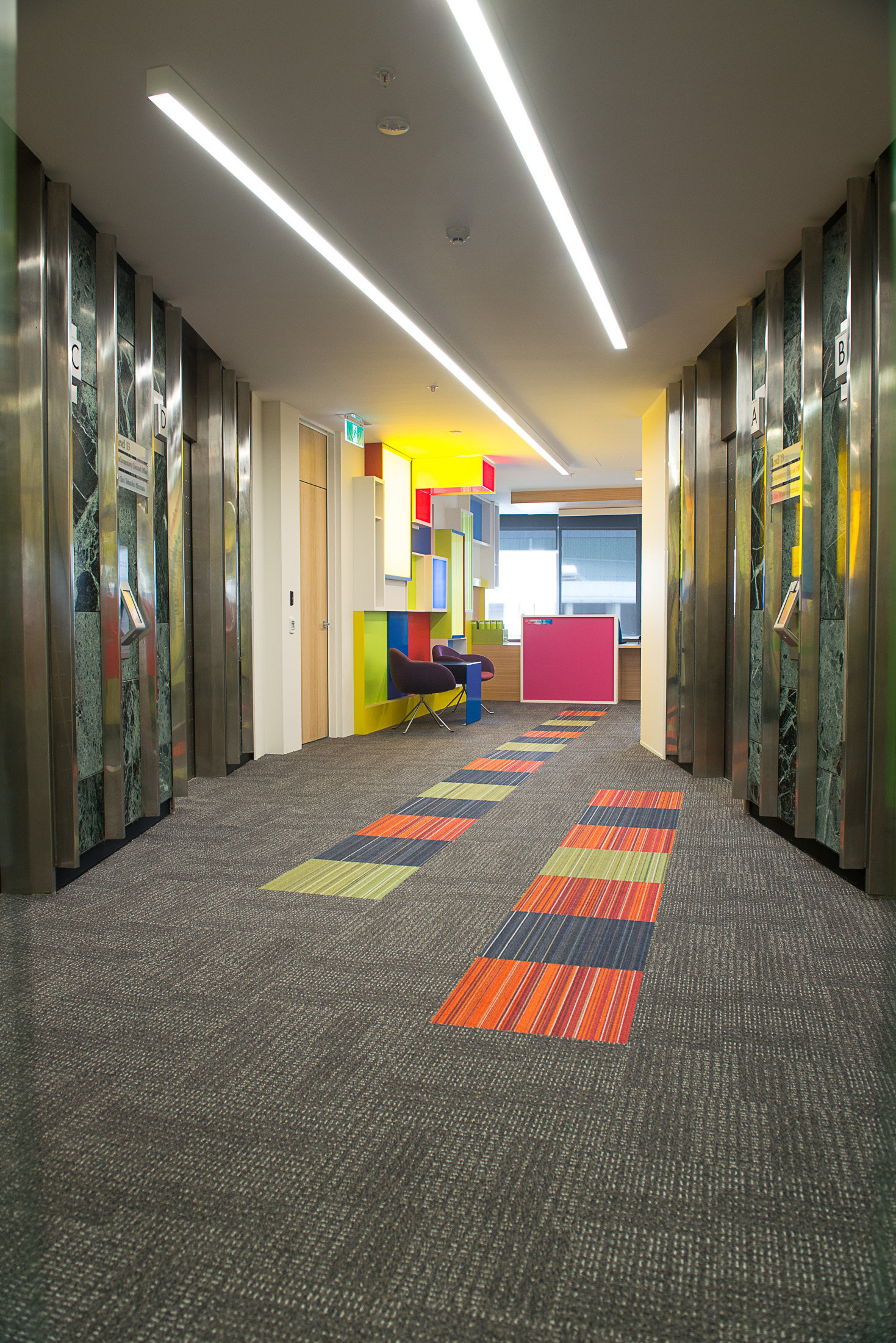 office fit out wellington PCO